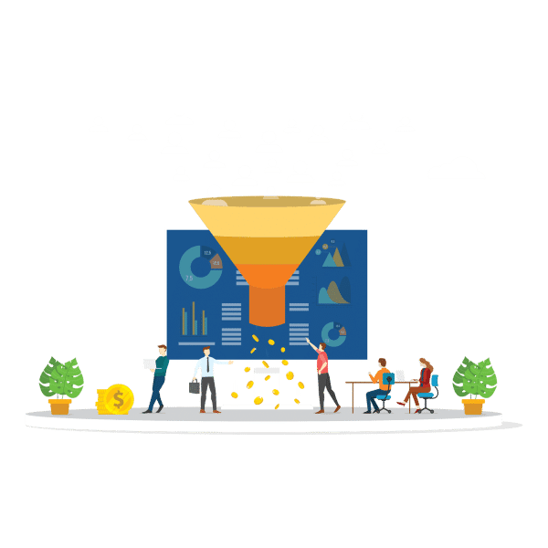 Sales Funnel Page