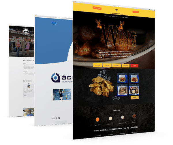 Website Designer Three
